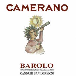 etichetta cannubi lorenzo camerano barolo